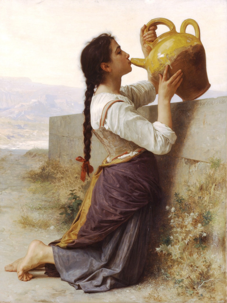 The Thirst for More Faith