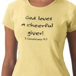 Cheerful Giving