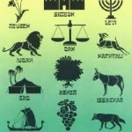 Names of the 12 Tribes of Israel