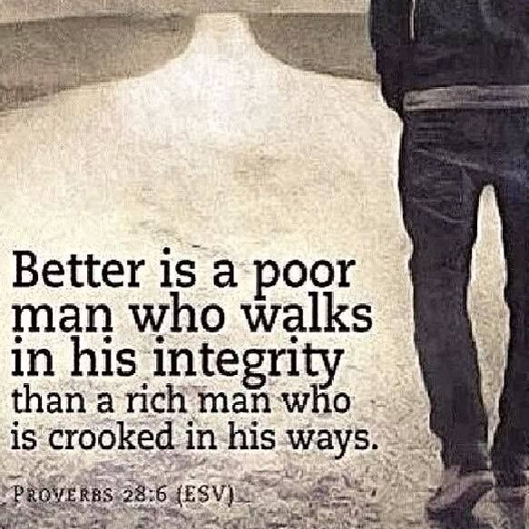 One Time It is Better to Be Poor Than Rich