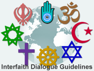One World Religion Talks Continuing