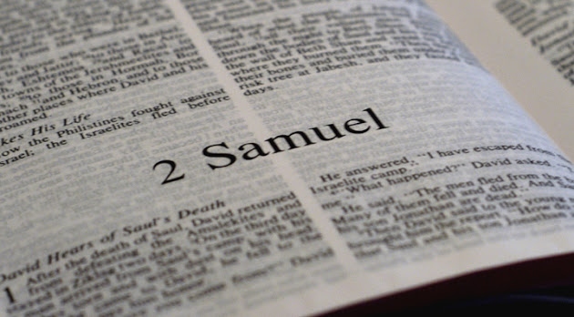 2 Samuel Chapter 1 Summary