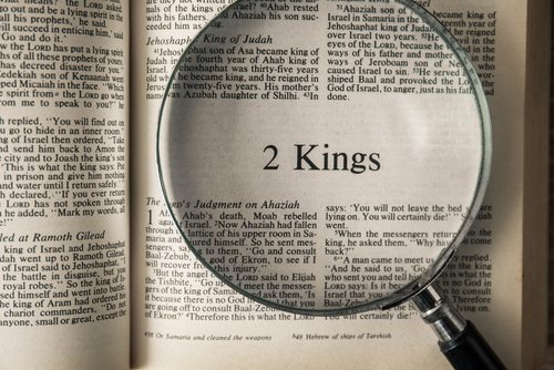 2 Kings Chapter 23 Summary