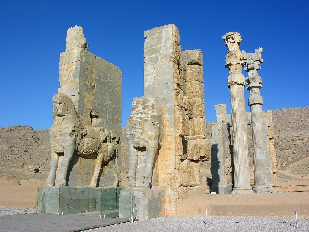 Untold World History Cyrus the Great and the Judahites