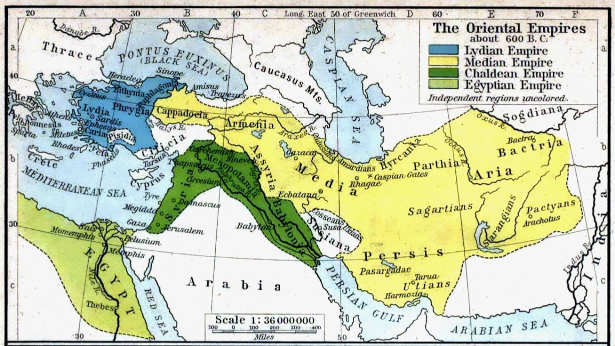 Cyrus the Great and the Judahites Part 3